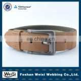 News Design Fashion Customized For Women Canvas Belt