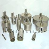 Electroplated Diamond Core Drill Bits - zoe@moresuperhard.com