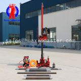 Portable earth drill QZ-3 diesel engine sampling drilling rig/Small geological exploration sampling rig