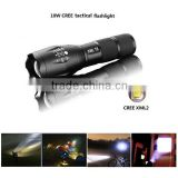 T6 Tactical Flashlight Bulb Zoom / riding lights/led lights                                                                         Quality Choice