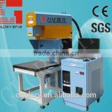 CE SGS GLD-350 dynamic Jeans denim footware apparel co2 laser marking machine