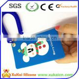 New waterproof silicone passport and ID card holder