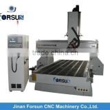 T-Slot Vacuum table hobby 4 axis cnc router/Multi function CNC Engraving Machinery with Four axis