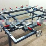 silk screen printing mesh stretching machine