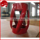 API 10D Hinged Centralizer Single/Double Bow Spring Hinged Casing Centralizer from china