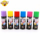 Colorful Party Silly String Spray/Color Crazy Party String Spray Can
