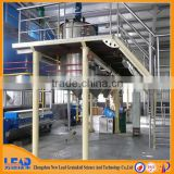 1-10 t/d cotton seed oil refining machinery,edible oil refinery plant with turnkey project