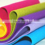 wholesale 100% polyester needle punched nonwoven felt for floppy hat