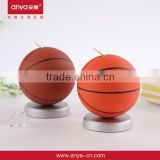 D477 Basketball Shape Plastic Automatic Toothpick Holder Creative Tableware Indian Chinese Restaurant Decoration Supply