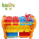 Kindergarten Book Shelf Play Toys