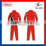 Nylon Custon Mens Sports Clothes Tracksuits With Good Quality                                                                         Quality Choice
