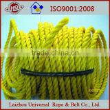 marine pe braided rope