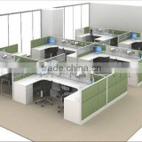 Top quality High wall Office Workstation Call center Wooden Cubicles designs ( SZ-WS397)