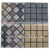 natural granite, slate pattern paving stone