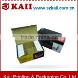 simple design economial kraft paper box, fast delivery retail kraft paper box excellent service