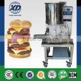 Automatic hamburger meat pie forming machine, potato cake making machine, Swiss rosti maker