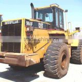 used good condition wheel loader 966F in cheap price for sale