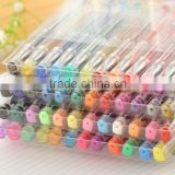 48 color Top Quality Gel Ink Pen Set