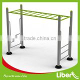 Liben Factory Price Adults Used Steel Park Outdoor Exercise Equipment Monkey Bar                                                                         Quality Choice