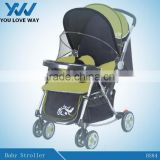 European Standard High Quality Comfortable Baby stroller 3 in 1