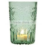 HOT Glass tea light candle holders wholesale