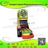 The latest hot product game machine coin pusher hot sale