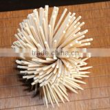 Zhi Tong factory supply food grade kiln dried bamboo skewer
