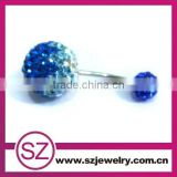 SBP0015 navel belly rings body piercing jewelry