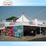 Commercial Gazebo Tent With Banner