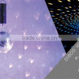 Crystal centerpiece for wedding rotating foam cheap disco ball with battery                                                                                                         Supplier's Choice
