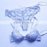 Private label bra set sexy transparent panties and bra luxury bra and panty sets                                                                                                         Supplier's Choice