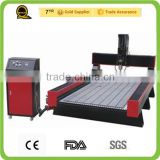 HOT SALE!!! CE approved granite bridge saw for sale / stone cnc lathe