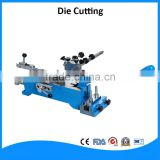 Manual bending of steel rule rule bender die makder