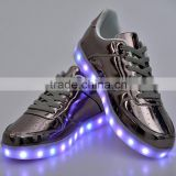 Dancing&Running led shoes durable led light shoes for Women and men led light kids shoes