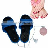 massager slipper foot care & home spa soft acupuncture massage slipper, heated flipflop new reflex massage slipper/                                                                         Quality Choice