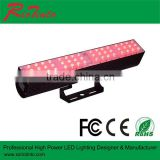 3000-6000K Color Temperature solar flood light,High power red green blue Colors Remote Control RGB led flood lights