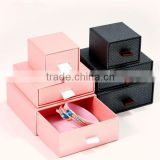 Good quality online custom pink jewelry gift boxed for girls