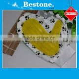 Pet Cleaning Gloves Pet dog Bath Comb