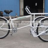 2014 hot sell 3 wheels electric bicycle wholesale/Cheap cargo bike KB-T-X001