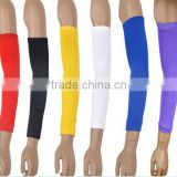 NEW Arm Sleeves Cover Sun Armband Skin Protection Sports Stretch Basketball