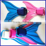 Fashion!! factory Hot sale new monofin mermaid tail swim flipper for children                                                                         Quality Choice