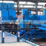Made in china Foundry Steel Pipe Ininer Wall Shot Blast Cleaning Machine/Shot Peening Machine/Abrator from qingdao dongheng