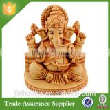High Quality Custom Resin Hindu Elephant God Statue Indian Deity