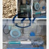 Full set stainless steel Indonesia Cassava starch processing machinery & crushing machine