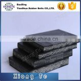 mine,stone,sand cement fabric Nylon NN EP CC56 TC70 steel cord black rubber conveyor belt / belt
