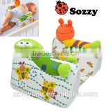 high quality sozzy brand lovely new born baby sleep positioner