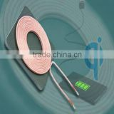Air Core Magnetic Coil Wireless Charger Receiver Coil/qi wireless charging coil for Universal Mobile Phone
