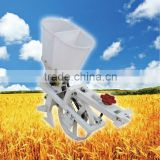 China small agriculture machinery mini tiller tiller spare parts single row fertilization seeder