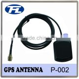 Original manufactory GPS active antenna 100% waterproof dielectric patch magnetic mount antenna