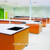 Anticorrosive Compact Laminate Dental Lab Work Table Laboratory Furniture